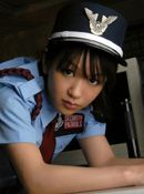 Riina Hot Asian Slut Is A Police Person Who Enjoys Her Partner