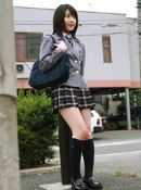 Rin Hayakawa Naughty Schoolgirl Enjoys Getting Her Picture Taken