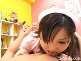 Rio Nakamura Cute Av Idol Tokyo Nurse Internal Cumshot picture 14
