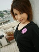 Saori 01 Pretty Asian babe Shows Off Her Cocksucking Talent