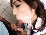 Yuu Asakura is a kinky and horny Asian schoolgirl picture 13