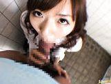 Yuu Asakura is a kinky and horny Asian schoolgirl