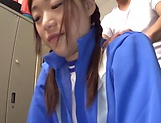 Cute Asian model enjoys having slow fuck picture 13