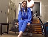 Cute Asian model enjoys having slow fuck picture 15