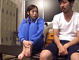 Cute Asian model enjoys having slow fuck