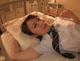 Kaede Niiyama hot school girl fucking with no limits picture 1