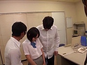 Naughty Haruki Karen services multiple dicks