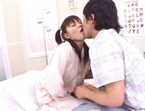 Sweet Japanese schoolgirl enjoys sex in various scenes picture 14
