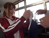 Sexy Hasegawa Rui young schoolgirl gets banged picture 7