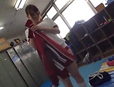 Sexy Hasegawa Rui young schoolgirl gets banged picture 9
