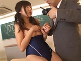 Harukawa Sesera in raunchy toy session indoors picture 12