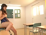 Harukawa Sesera in raunchy toy session indoors picture 7