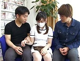 Sakura Chinami gets fucked in a threesome