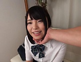 Cute Natsume Hinata gets penetrated deep picture 10