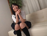 Cute Natsume Hinata gets penetrated deep picture 5