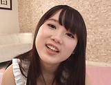Aya Miyazaki Japanese teen gets hardcore rear fucking