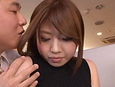 Cute Tomoe Nakamura gets penetrated deep picture 6