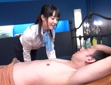 Delicious Konishi Marie pleasing hard dick picture 14