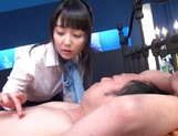 Delicious Konishi Marie pleasing hard dick picture 15