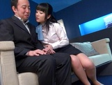 Delicious Konishi Marie pleasing hard dick picture 7