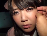 Kawai Mayu gets her sweet juicy cunt fucked well picture 6