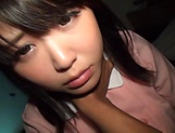 Kawai Mayu gets her sweet juicy cunt fucked well picture 9