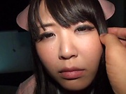 Kawai Mayu gets her sweet juicy cunt fucked well