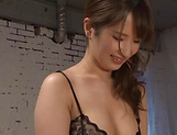 Osaki Mio gets her juicy holes nailed superbly picture 11