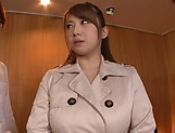 Kinky Tomoe Nakamura gets smashed in foursome picture 3
