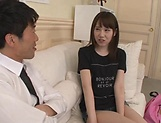 Ebina Rina fucked and creamed afterwards picture 11