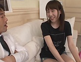 Ebina Rina fucked and creamed afterwards picture 12
