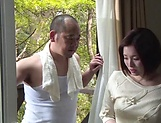 Yuuka enjoys having her pussy nailed deep picture 9