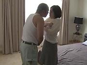 Yuuka enjoys having her pussy nailed deep