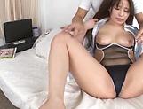 Kiriyama Anna gets her vagina screwed good picture 15