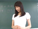 Hardcore Airi loves being a sex teacher picture 9