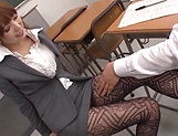 Hatano Yui, naughty Asian teacher in after school special