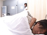Sexy milf Ogawa Momoka having a hardcore session picture 11
