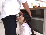 Arisa  Misato likes it hardcore and nasty picture 5