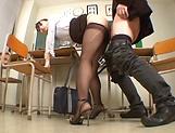 Sana Mizuhara gives a long sensual blowie