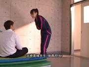 Naughty Asian beauty enjoys a hard pounding