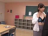 Ogawa Momoka enjoys a throbbing rear fuck picture 11