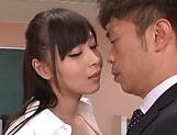 Ogawa Momoka enjoys a throbbing rear fuck picture 15