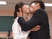 Ogawa Momoka enjoys a throbbing rear fuck
