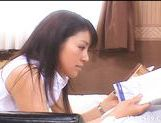 Urekko Is An Asian Tramp Who Likes Masturbation And Blowjobs picture 12