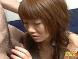 Yu Aizawa Cute And Horny Japanese   Is Really Into Her Fucking