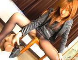 Yu Aizawa Footjob Japanese Tramp Knows How To Party picture 13