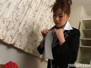 Yu Aizawa Hot Asian Cunt babety Chick Enjoys Giving It Away