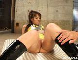 Yu Aizawa Naughty Asian Model ENjoys Riding On Cocks picture 14