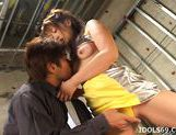 Yu Aizawa Naughty Asian Model ENjoys Riding On Cocks picture 5