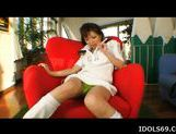 Yua Aida Asian Tramp Shows Off Her FIne Well Shaped Ass picture 14